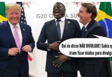 PRESIDENTE BOLSONARO ACABA COM OS CANALHAS