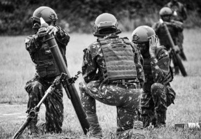 Companhia de Fuzileiros do 25º Batalhão de Infantaria Pára-quedista segue com preparativos para Operação Culminating