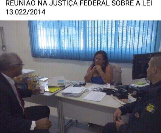 Prof. João Alexandre no Estado do Maranhão em Defesa das Guardas Municipais