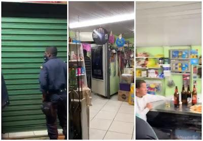 Bar se disfarça de pet shop para abrir durante pandemia