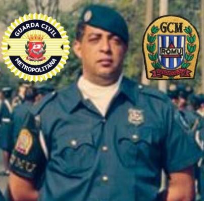 Nota de Falecimento – CE Rogério (rogerão) GCM-SP