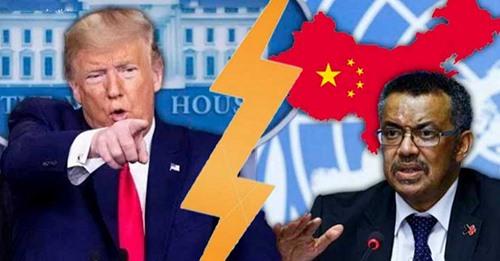 EUA acusa a OMS de ser fantoche da China e oficializa a sua saída da organização