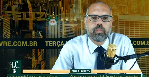 Jornalista denuncia golpe do TSE contra Bolsonaro