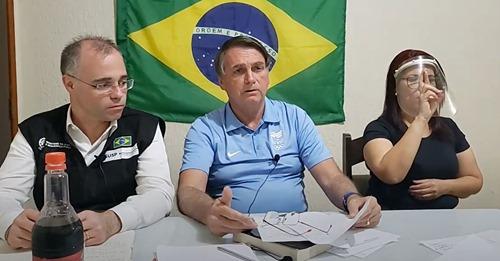 Bolsonaro promete vetar projeto que estabelece pena para quem recusar vacina