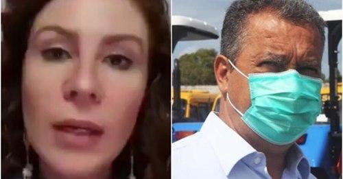 Onde foram parar os mais de R$ 800 milhões que Bolsonaro enviou ao governo de Rui Costa?', questiona Zambelli