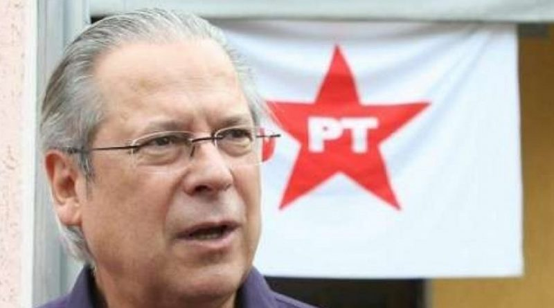 O Petista José Dirceu orienta militantes aprender espionagem