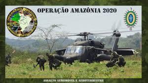 Operação Amazônia 2020