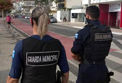Guarda Municipal de Balneário Camboriú (SC) prende dois foragidos