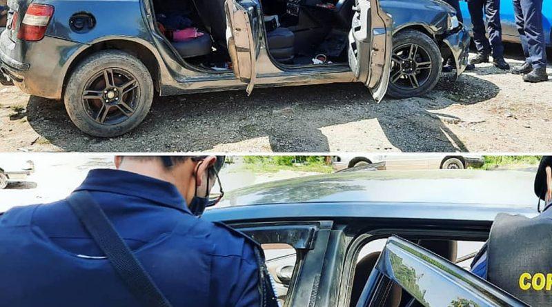 Após troca de tiros GCM de São José dos Campos detém meliante no Banhado