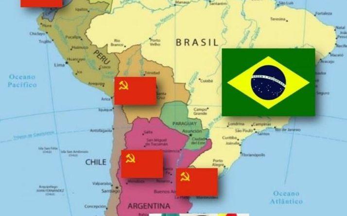 A ameaça vermelha na América Latina