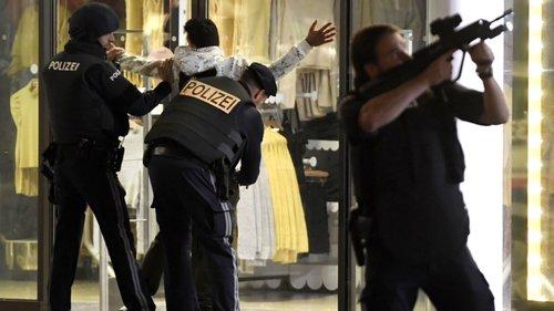 ATAQUE TERRORISTA EM VIENA