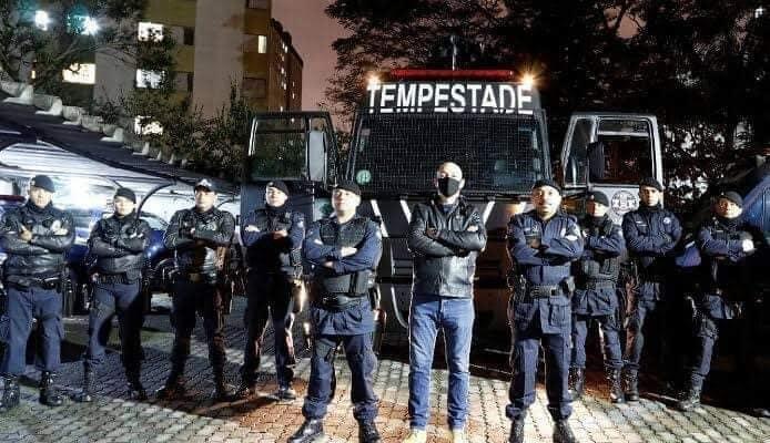 Esquerdista Benedito Mariano inicia o desmonte da Guarda Civil