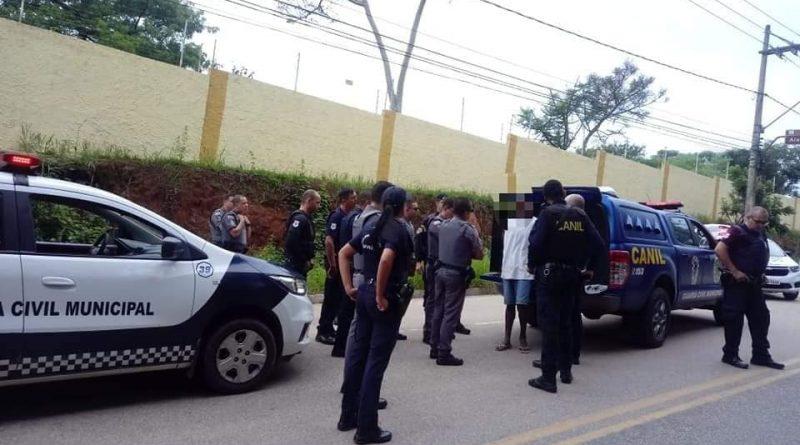 Guarda Municipal sofre tentativa de sequestro