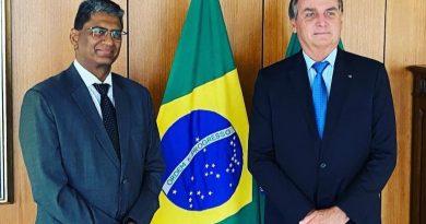 Governo Bolsonaro fecha acordo com a Índia