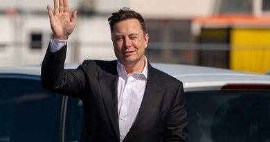 Elon Musk foge do Socialismo