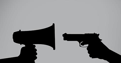 A liberdade requer coragem – inclusive para ver e ouvir o que não quer