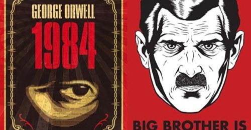 Livro 1984 de George Orwell