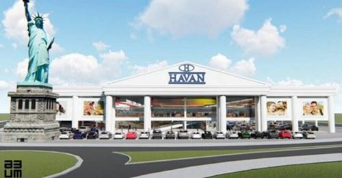 Havan de Osasco deve ser inaugurada em abril