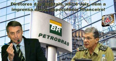 General Silva e Luna a Frente da Petrobras