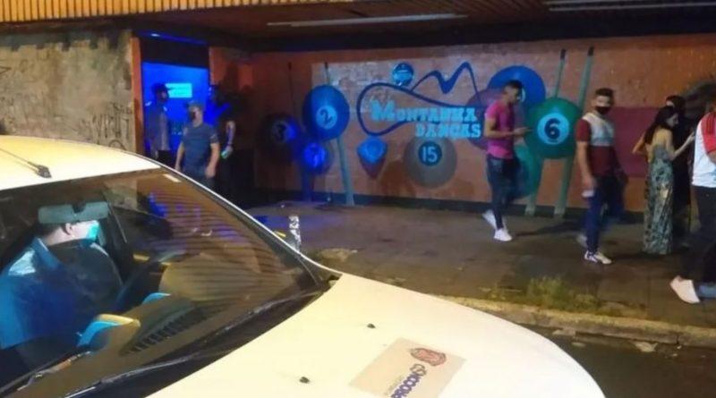 MONTANHA DANÇAS FOI FECHADO NESTA MADRUGADA POR FISCAIS DO PROCON SP