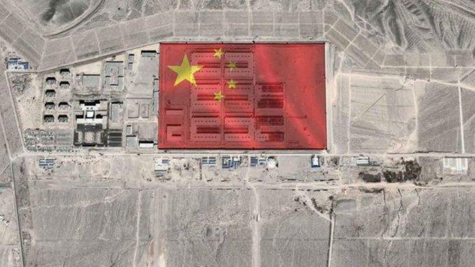 Estupros nos Campos de Concentração da China