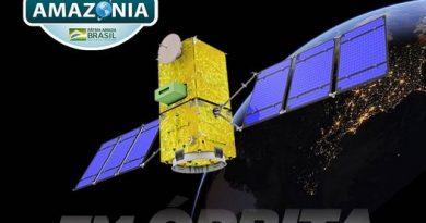 Amazonia-1 é lançado com sucesso e satélite já está em órbita