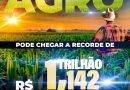 Agropecuária atinge receita recorde