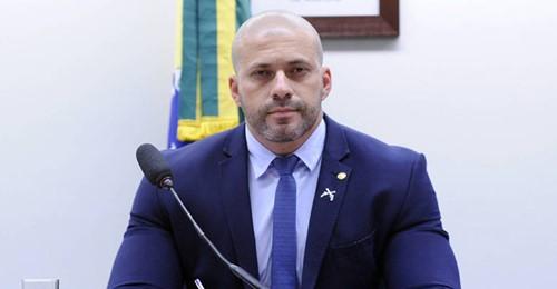 Ministro do STF manda prender o deputado Daniel Silveira no Rio