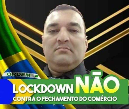 Lockdown Não!!