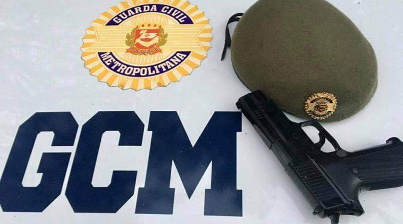 GCM prende ladrão de moto em São Mateus-SP