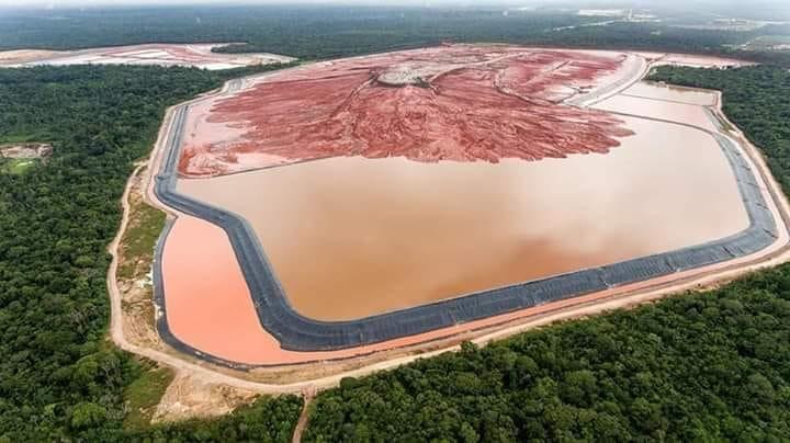 Mineradora da Noruega destruindo a Amazônia