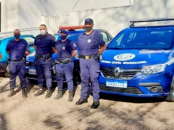 Guarda Civil de Mogi Guaçu detém estelionatários