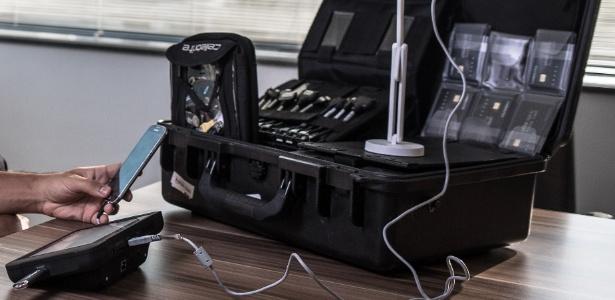 Inteligência do governo encontra maletas de grampo ativas em Brasília