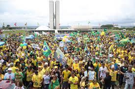 Imprensa calada e assustada com manifestações pró-Bolsonaro por todo o Brasil