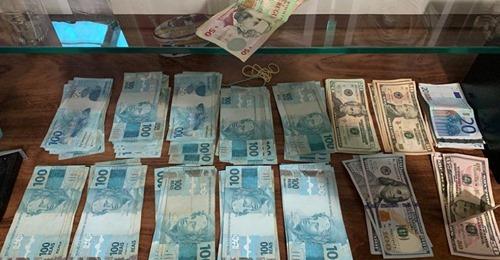 PF atua contra esquema que lavou R$ 700 milhões do PCC