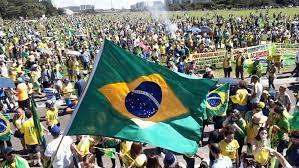 A imprensa se cala diante das manifestações de apoio ao Presidente Bolsonaro
